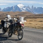 torres del paine adventure motorcycle