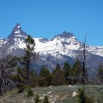 Grand Tetons by motorcycle