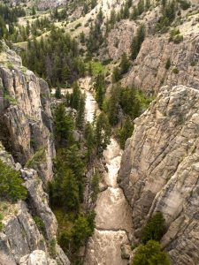 Montana rivers and canyons