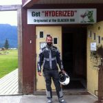 Hyderized in Hyder Alaska