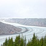 The Salmon Glacier, Hyder, Alaska