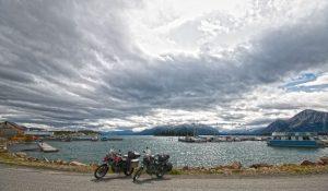 B.C. motorcycling Atlin Liard hotsprings