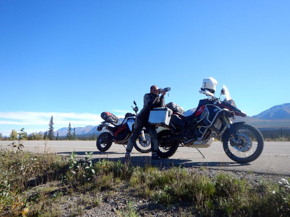 Denali Highway Parks Highway