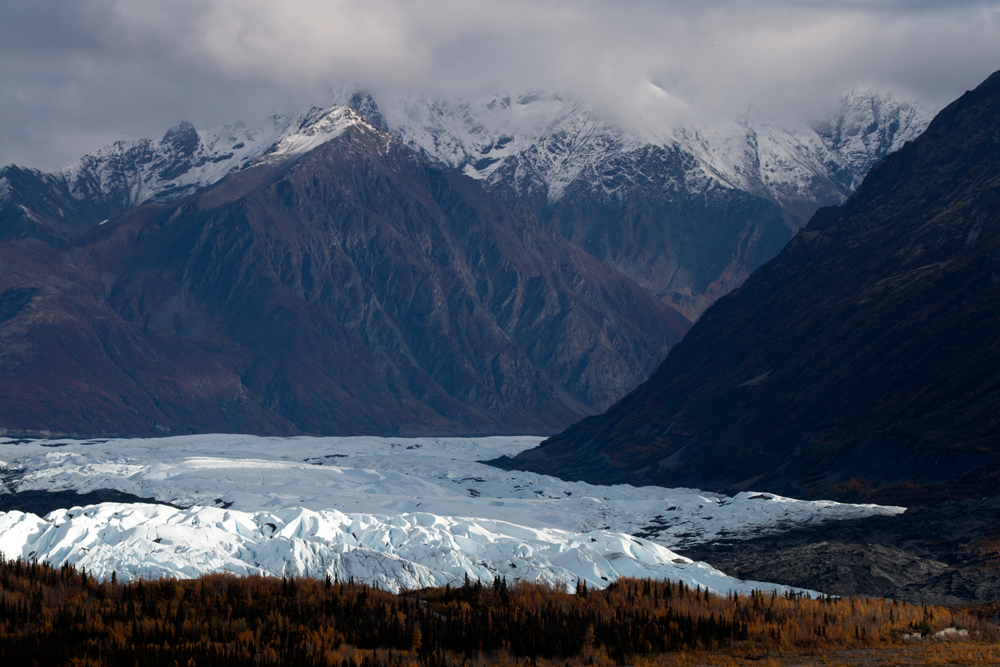 Valdez, Alaska and motorcycles