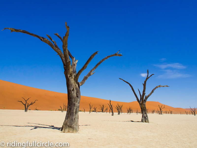 Sossuvlei National Park