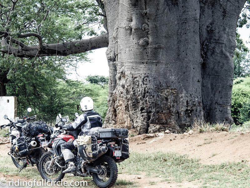 riding full circle heather lea dave sears motorcycle adventure africa