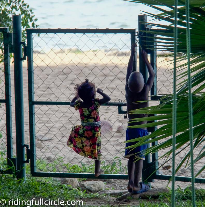 riding full circle africa motorcycle trip lake malawi