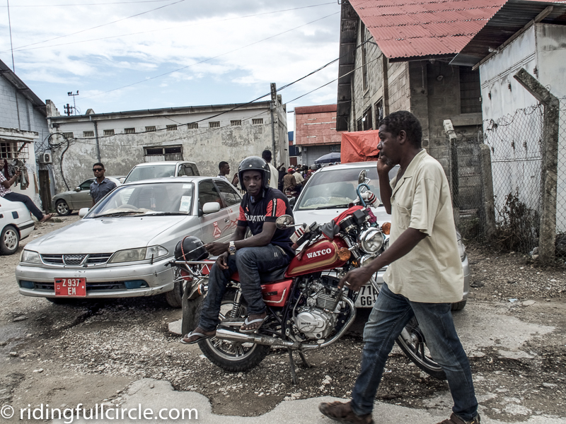 riding full circle motorcycle adventure stone town zanzibar heather lea dave sears