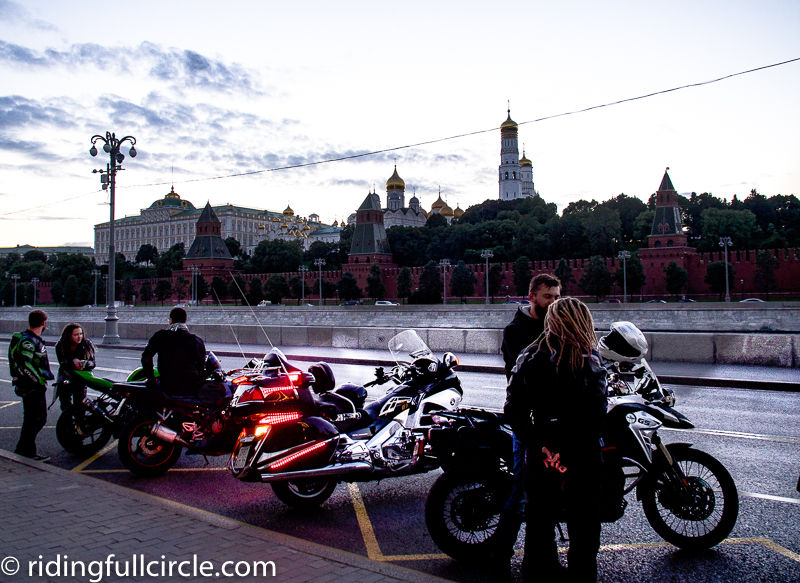 riding full circle heather lea dave sears world motorcycle tours