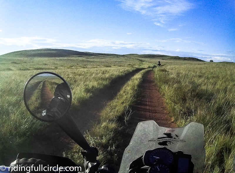 riding full circle heather lea dave sears overland motorcycle adventure kazakhstan