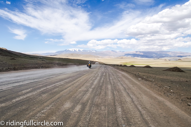 riding full circle heather lea dave sears mongolia motorcycle adventure travel