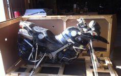 riding motorcycles in alaska